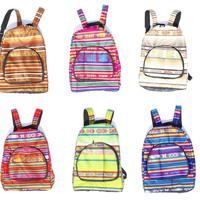 Color backpacks