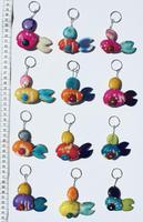 Porte-clés poissons
