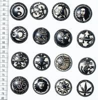 Tagua pendants