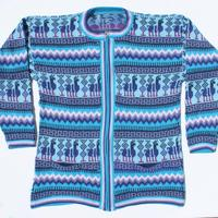 Azul Sweater de Alpaca