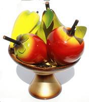 Las frutas de madera