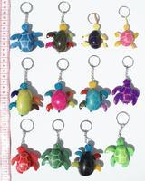 亀キーホルダー