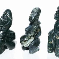 Jade dolls