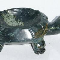 Turtle ashtray