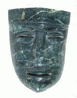 Jade Stein Maske