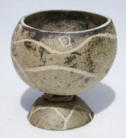 vase décoré