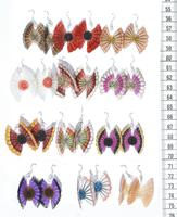 Butterflies earrings
