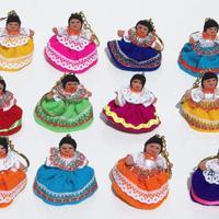 Trousseau de poupées