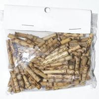 Morceaux de bambou