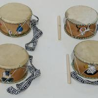 Indische Trommeln