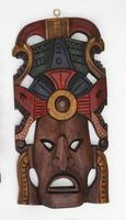 Inca style mask
