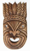 Máscara de estilo Inca