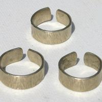 Alpaka-Ringe
