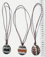 Tagua Halskette