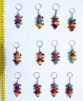 מחזיקי מפתחות של tagua