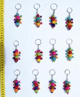 Porte-clés de tagua