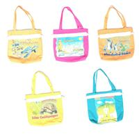 Color beach purses