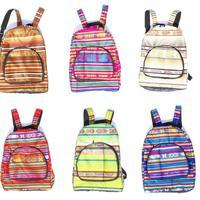 Färg ryggsäckar