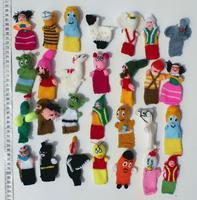 Muñecas de los dedos
