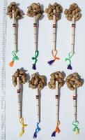 Musik instrument av frön