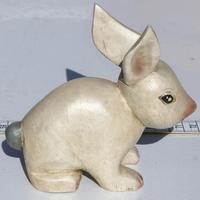 Trä-kanin