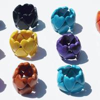 Bracelets en forme de coeur