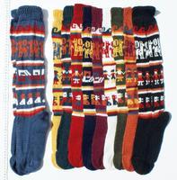 Chaussettes d'alpaga