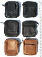 Läder plånböcker