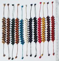 Pulseras de colores asai