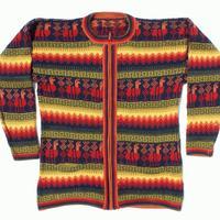 Alpacka tröja
