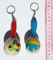 Porte-clés avec maracases