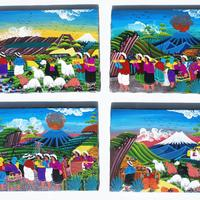 Etniska målning