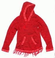 Red alpaca con capucha