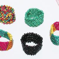Bracelets en bois