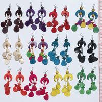 Tagua örhängen