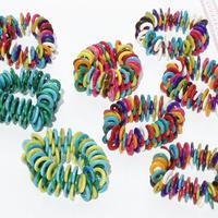 Tagua anillos pulseras