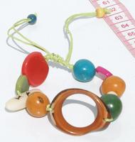 Bracelet en tagua