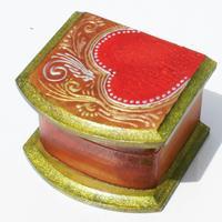 Boîte rouge