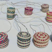 Boîtes sac de paille