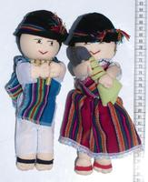 Muñecas indias
