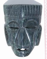 Mask jade stone