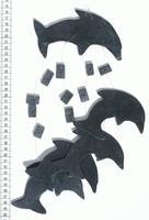 אבן דולפין פעמונים