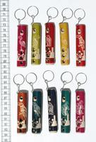 Flûte porte-clés de couleur