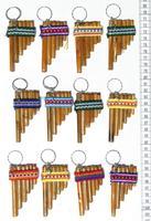 Musik instrument nyckelringar