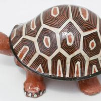 tortue en céramique