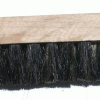 Cepillo de zapatos de crin