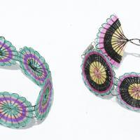 Bracelets de crin