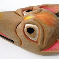 Máscara de perro