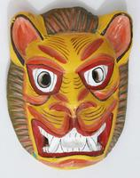 Löwen Maske