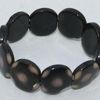 Perles tagua bracelets